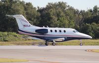 N111LP @ ORL - Beech 390 Premier - by Florida Metal