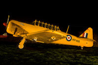 KF488 @ EGHH - Bournemouth Aviation Museum night photo shoot. - by Howard J Curtis