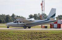 N121SP @ ORL - Aero Commander 681