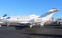N125XP @ ORL - Hawker 800XP at NBAA