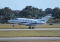 N150NC @ ORL - Hawker 800XP