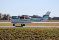N171KS @ ORL - Cessna 210N