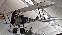 F6314 @ RAFM - F6314 Sopwith F.1 Camel, possibly built in October 1918 and restored in 1960. Some confusion over it's serial number, however F6314 seemed the most likely and so that remained. It now resides at RAF Museum Hendon. - by Alana Cowell