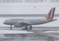 D-AGWB @ LOWW - Germanwings Airbus A319 - by Thomas Ranner