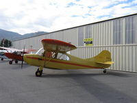 N84171 @ SZP - 1946 Aeronca 7AC CHAMPION, Continental A&C65 65 Hp - by Doug Robertson