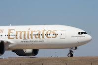 A6-EWF @ DFW - Emirates 777 at DFW Airport - by Zane Adams