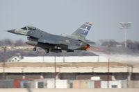 84-1234 @ NFW - Lockheed test flight F-16 at NAS Fort Worth - by Zane Adams
