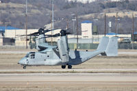 166497 @ NFW - VMM-266 Osprey at NAS Fort Worth - by Zane Adams