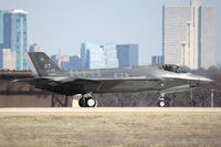 09-5004 @ NFW - F-35A test flight at NAS Fort Worth - by Zane Adams