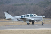 N552CL @ 50F - At Bourland Field - Fort Worth, TX