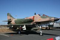 938 @ LFDN - Singapore Air Force Douglas A-4SU Skyhawk , Rochefort-St Agnant AB 721 (LFDN-RCO) - by Yves-Q