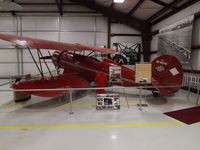 N14041 @ 1WF - Waco Museum in Troy, Ohio... - by Terry L Swann