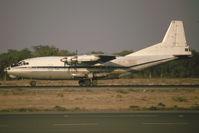 3C-AAG @ OMSJ - Antonov 12 - by Andy Graf - VAP