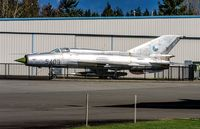 5409 @ KAWO - Former Czechoslovakia Air Force now located at Arlington, Washington Airport KAWO - by Terry Green