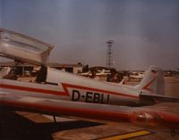 D-EBLI - Plane of my father and his friends. In the early 1980s. - by Hans Sassenrath