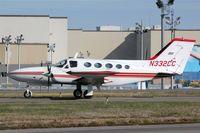 N332CC @ KPAE - KPAE/PAE Instructional airframe at Everett Community College.