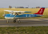 G-AVZU @ EGSH - Arriving at SaxonAir. - by Matt Varley