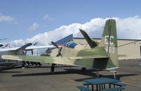 132463 - Douglas A-1E Skyraider at the Aerospace Museum of California, Sacramento CA - by Ingo Warnecke