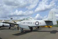 138327 - North American T-28B Trojan at the Aerospace Museum of California, Sacramento CA - by Ingo Warnecke