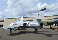51-1772 - Republic F-84F Thunderstreak at the Aerospace Museum of California, Sacramento CA - by Ingo Warnecke
