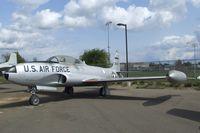53-5205 - Lockheed T-33A at the Aerospace Museum of California, Sacramento CA - by Ingo Warnecke