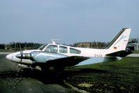 D-ILCA - aircraft was w/o on 3-6-1976. Picture from the G.Bouma collection. - by Joop de Groot