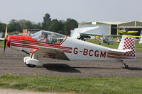 G-BCGM photo, click to enlarge