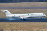 PH-LNE @ EDDR - Fokker 100 (F-28-0100) - by Jerzy Maciaszek