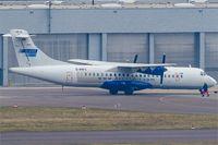 D-ANFC @ EDDR - ATR 72-202 - by Jerzy Maciaszek