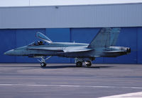 188733 @ EDDG - Canadian, 439 sqn, CF-188A at FMO - by Nicpix Aviation Press  Erik op den Dries
