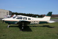N264ND @ W28 - Sequim Valley Airport/W28