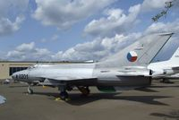 0201 - Mikoyan i Gurevich MiG-21F-13 FISHBED-C at the Aerospace Museum of California, Sacramento CA - by Ingo Warnecke