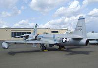 45-8704 - Lockheed P-80B Shooting Star (later converted F-80C) at the Aerospace Museum of California, Sacramento CA - by Ingo Warnecke