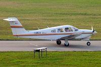 I-ANLA @ EDNY - Piper PA-28RT-201T Turbo Arrow IV [28R-8331049] Friedrichshafen~D 04/04/2009