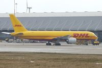G-BMRH @ EGNX - DHL  B757 at East Midlands