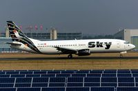 TC-SKD @ EDDR - departure to Antalya via RW09