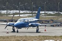 G-LIDE @ EGNX - 1978 Piper PA-31-350, c/n: 31-7852156 at East Midlands