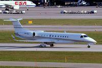 VP-CLI @ LSZH - Embraer EMB-135BJ Legacy 600 [14501003] Zurich~HB 07/04/2009