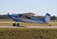 N180JV @ ORL - Cessna 180