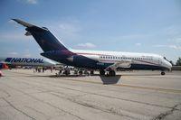 N191US @ YIP - USA Jet DC-9-15