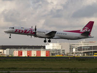 LY-SBK @ AMS - Take off from runway 24 of Schiphol Airport - by Willem Göebel