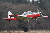 G-BXDG @ X3FT - Taking off from Felthorpe.