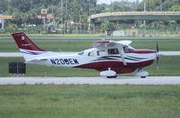 N206EM @ ORL - Cessna T206H