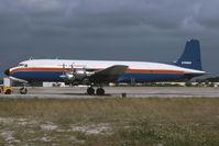N766WC @ KFXE - Florida Air Transport DC6 - by Andy Graf - VAP