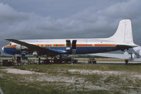 N70BF @ KFXE - Florida Air Transport DC6 - by Andy Graf - VAP