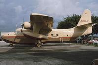 N113LA @ KFXE - Grumman HU-16 - by Andy Graf - VAP