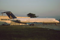 N13512 @ KOPF - Continental Airlines DC 9-32 - by Andy Graf - VAP