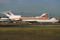 EC-GTA @ KOPF - Iberia 727-200 - by Andy Graf - VAP