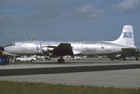 N870TA @ KFXE - Trans Air Link DC 6 - by Andy Graf - VAP