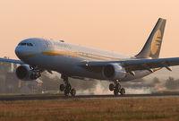 VT-JWP @ EBBR - Jet Airways - by Karl-Heinz Krebs